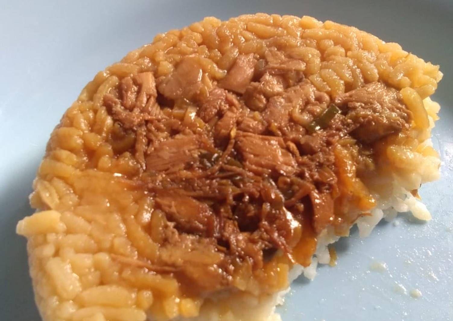 Resep Nasi Tim Ayam Hemat Waktu Oleh Vinona Resep Resep Makanan Makanan Rebusan