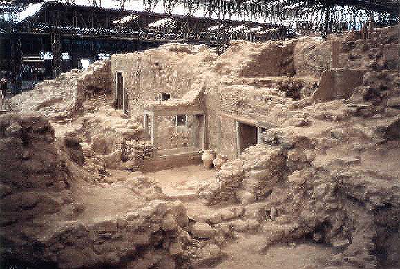Akrotiri Archaeological Site Akrotiri, tripadvisor