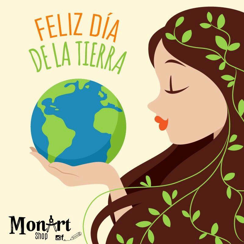 Dia De La Tierra Con Imagenes Dia De La Tierra Carteles
