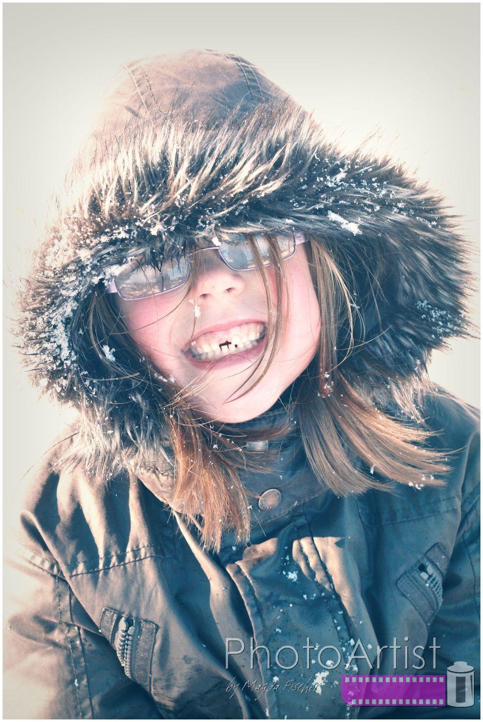Rodelspaß Winter Schnee