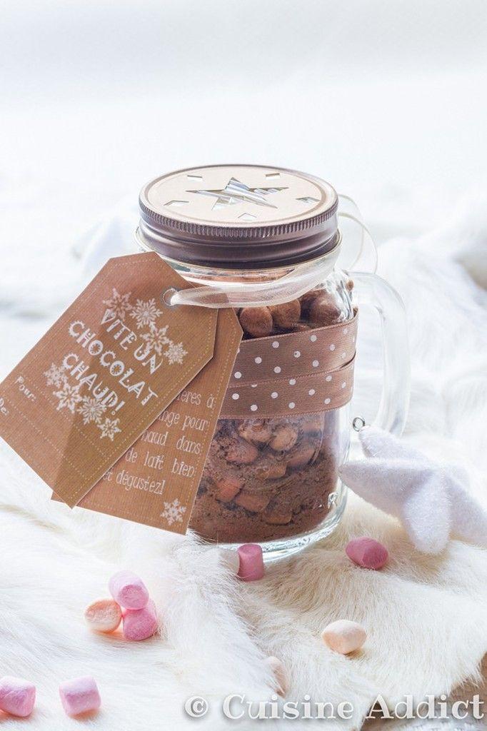 mix pour chocolat chaud recette chaud gourmands et la route. Black Bedroom Furniture Sets. Home Design Ideas