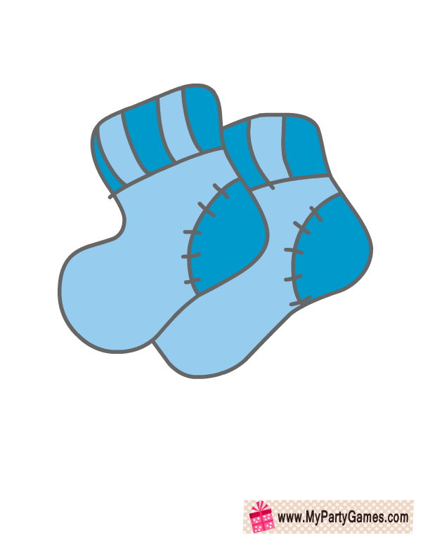 baby socks clip art vector and clip art inspiration u2022 rh clipartsource today blue baby booties clipart baby sandals clipart