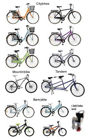 Rent A Bike Stockholm Com Imagens