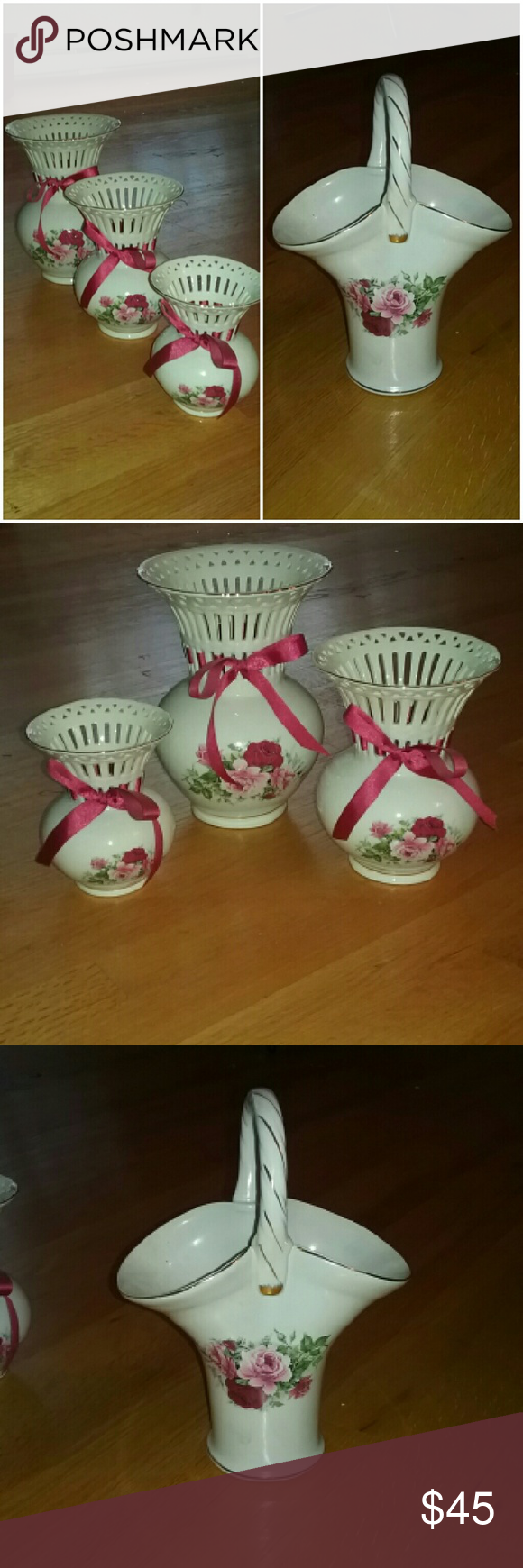 4pc formalities by baum bros tall vases victorian and conditioning formalities by baum bros reviewsmspy