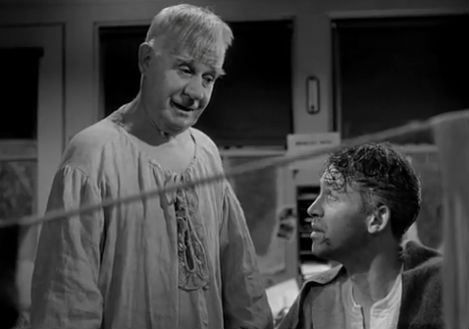 "Henry Travers- (left)- Clarence Oddbody- ""It's a Wonderful Life"""