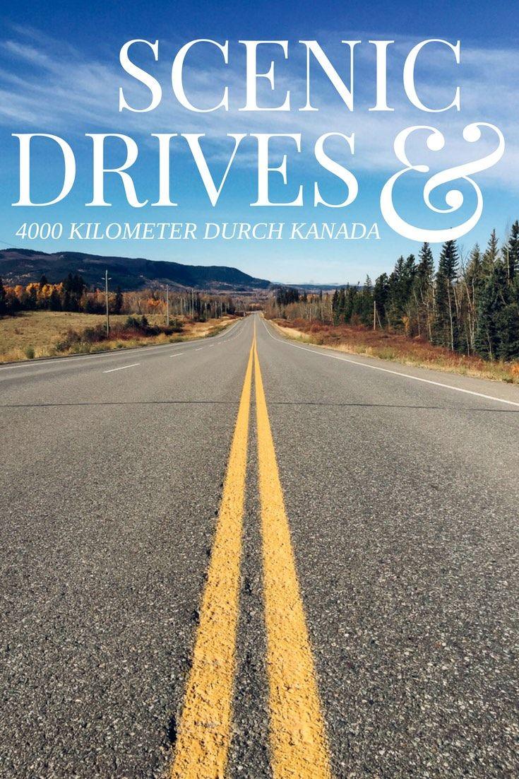 Roadtrip Kanada - 4000 Kilometer mit dem Auto durch die Weite British Columbias!  via @koelnformat