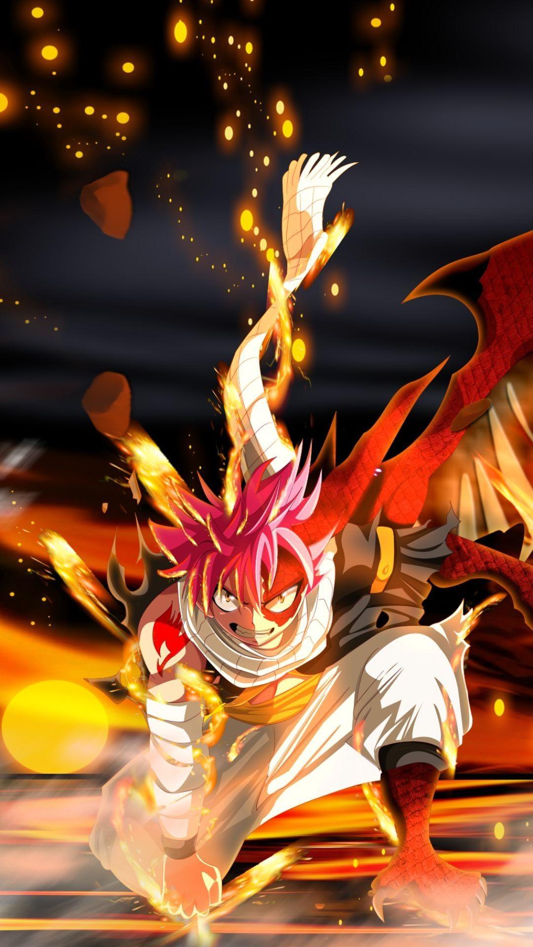 Iphone X Xr Xs 6 7 8 Plus Anime Soft Silicone Phone Case Natsu Anime Wallpaper Natsu Fairy Tail Fairy Tail Anime
