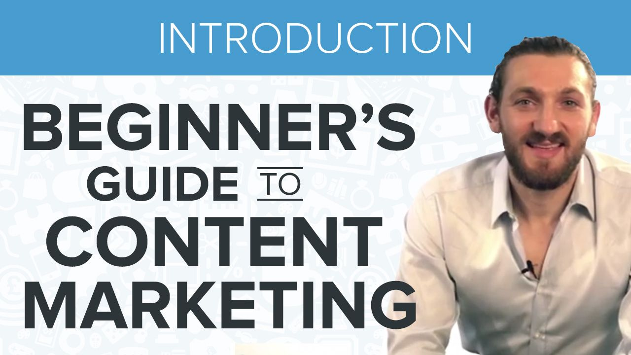 ecommerce.shopify.com/guides/content-marketing  Just finished watching @Shopify's A Beginners Guide to Content Marketing