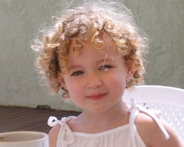 Baby Girls With Curly Hair Curly Hair 28 Lovely Kids