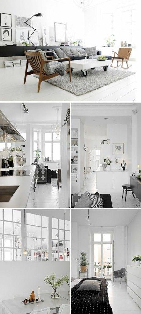 50 Helle Wohnzimmereinrichtung Ideen im urbanen Stil living - moderne wohnzimmereinrichtungen