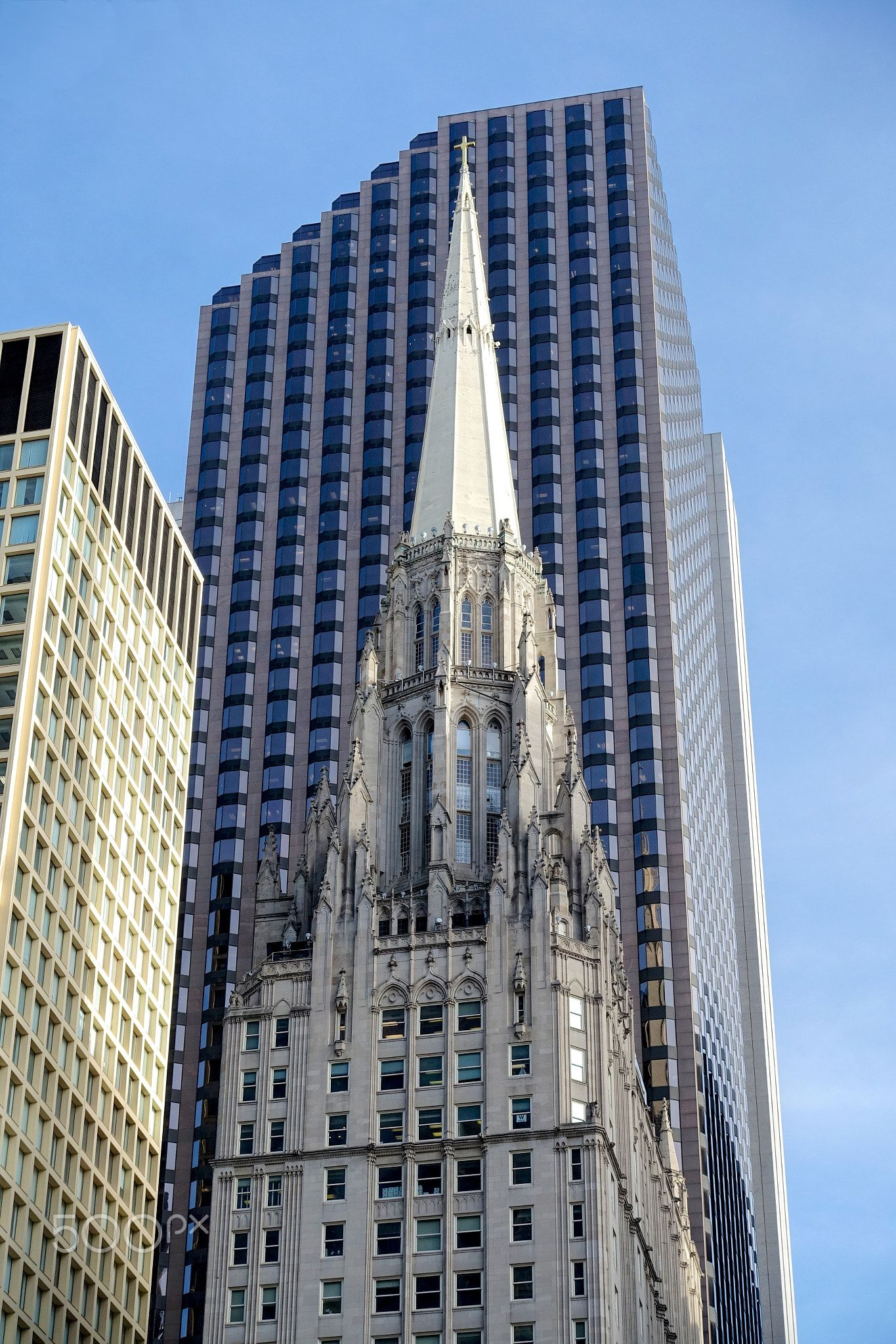 On high the chicago temple building is a 173 meter 568 foot tall on high the chicago temple building is a 173 meter 568 foot tall malvernweather Gallery