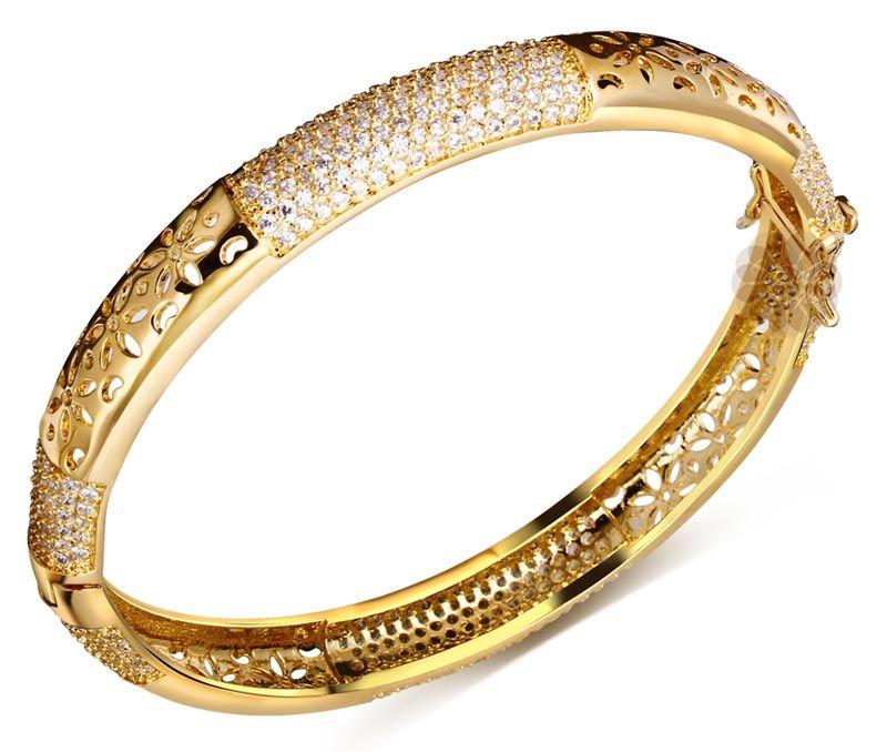 Vogue Crafts & Designs Pvt. Ltd. manufactures Bridal Gold Bangle ...
