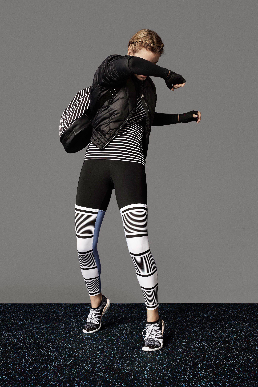 Adidas by Stella McCartney Fall 2016 Ready to Wear Fashion