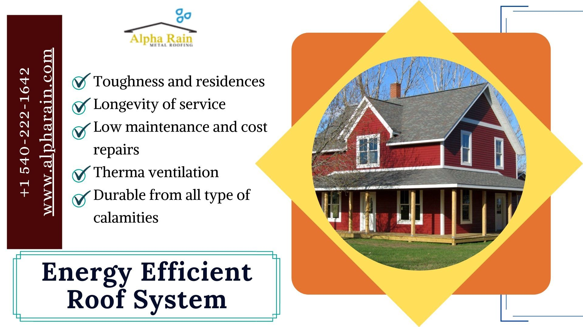 Benefits Of Energy Efficient Roof