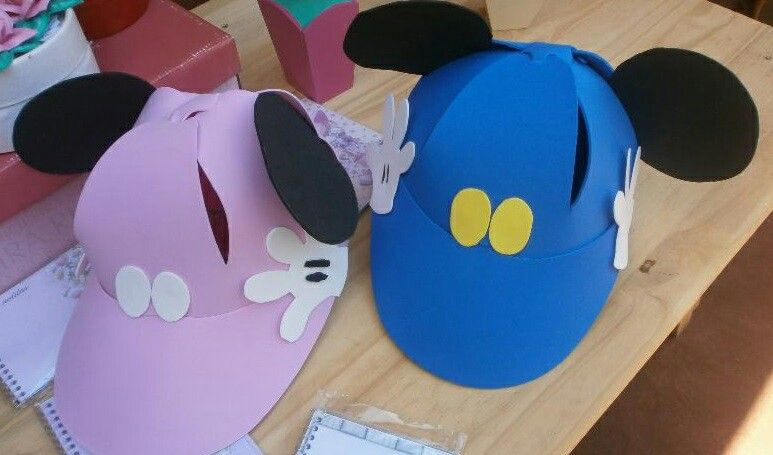 Gorras Mickey & Minnie