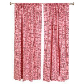 Roma Curtain (Set of 2)