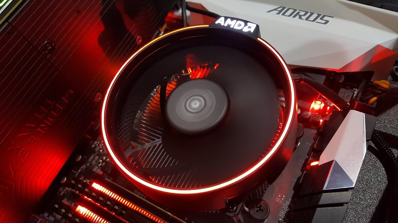Amd Ryzen 7 1700 Cpu Unboxing Cpu And Wraith Cooler Flatness Cooler Unboxing Vacuums