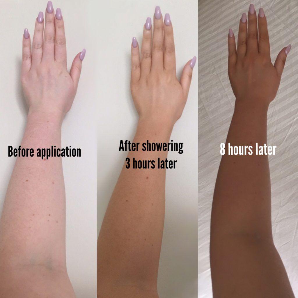 Related image | Good fake tan, Tan removal, Tan