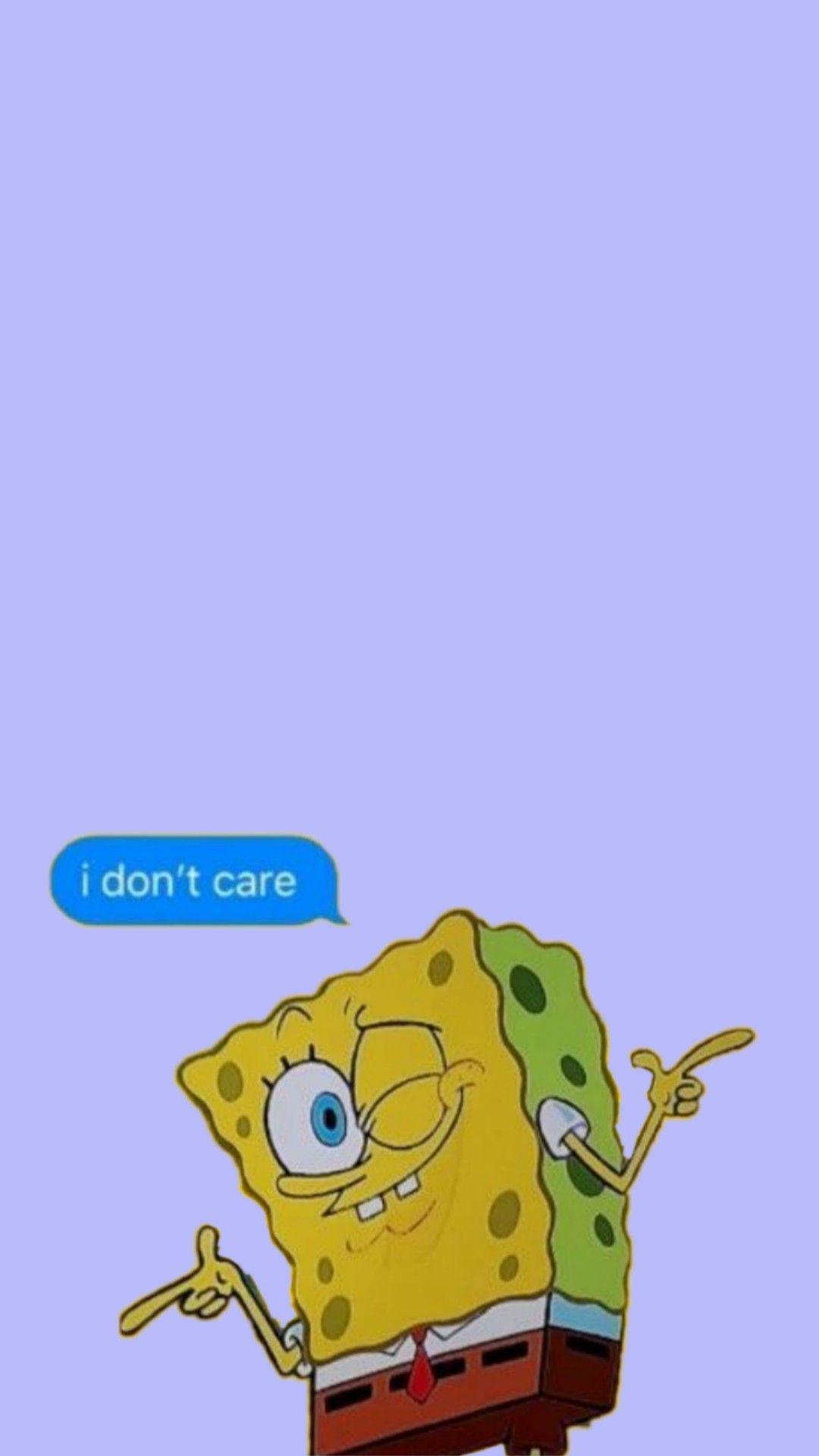 Spongebob Squarepants Cartoon Wallpaper Iphone Funny Phone Wallpaper Spongebob Background