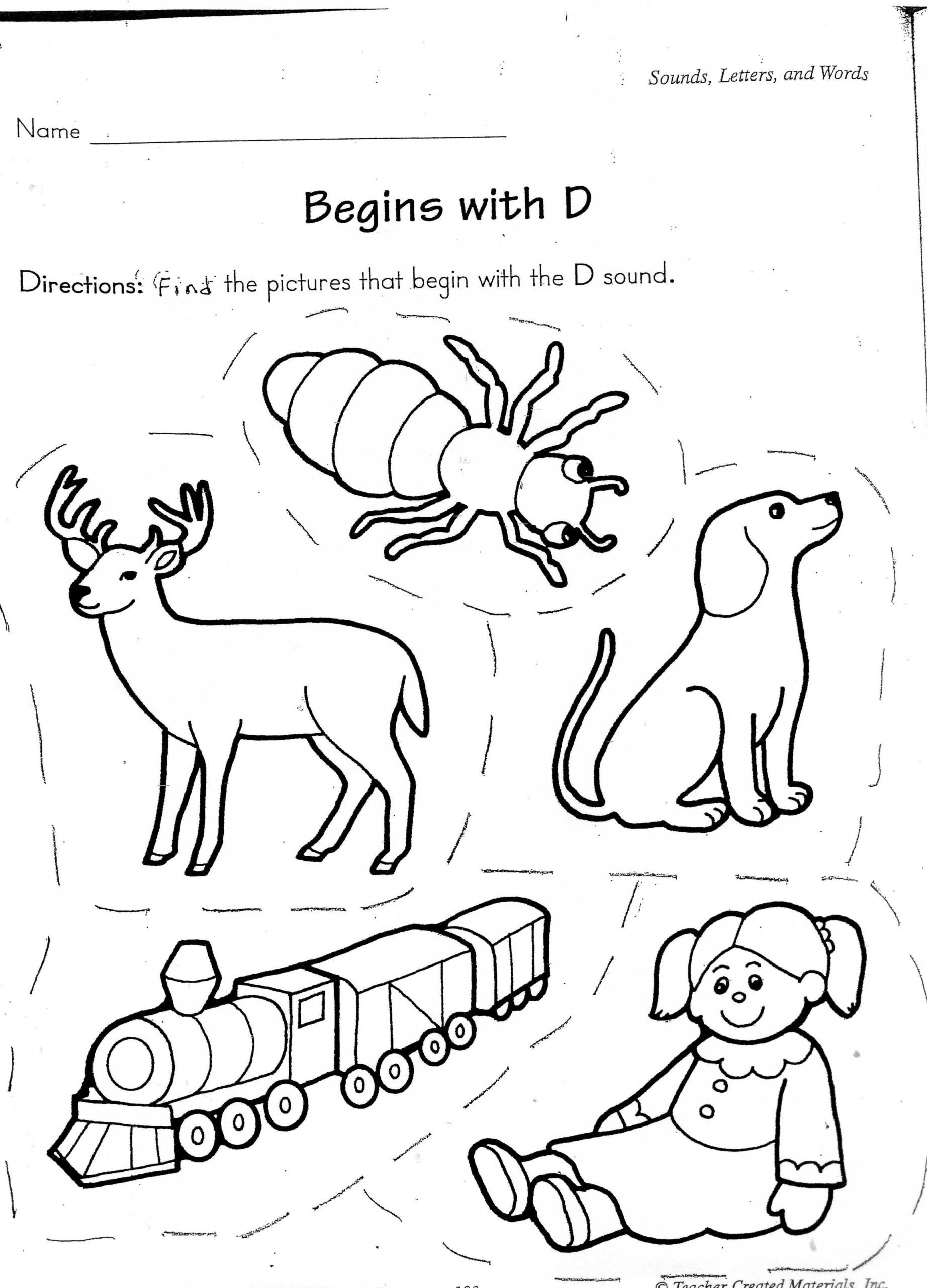 6 Farm Animals Tracing Worksheets Addends Worksheet Simple