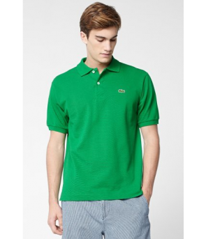 77808f06 Lacoste Pique Polo - Chlorophyll Green - The Blues Jean Bar, the ...
