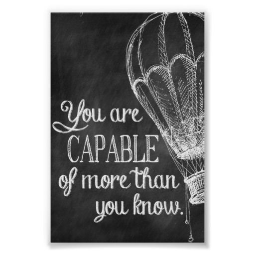 inspirational quote for a daily reminder poster Zazzle