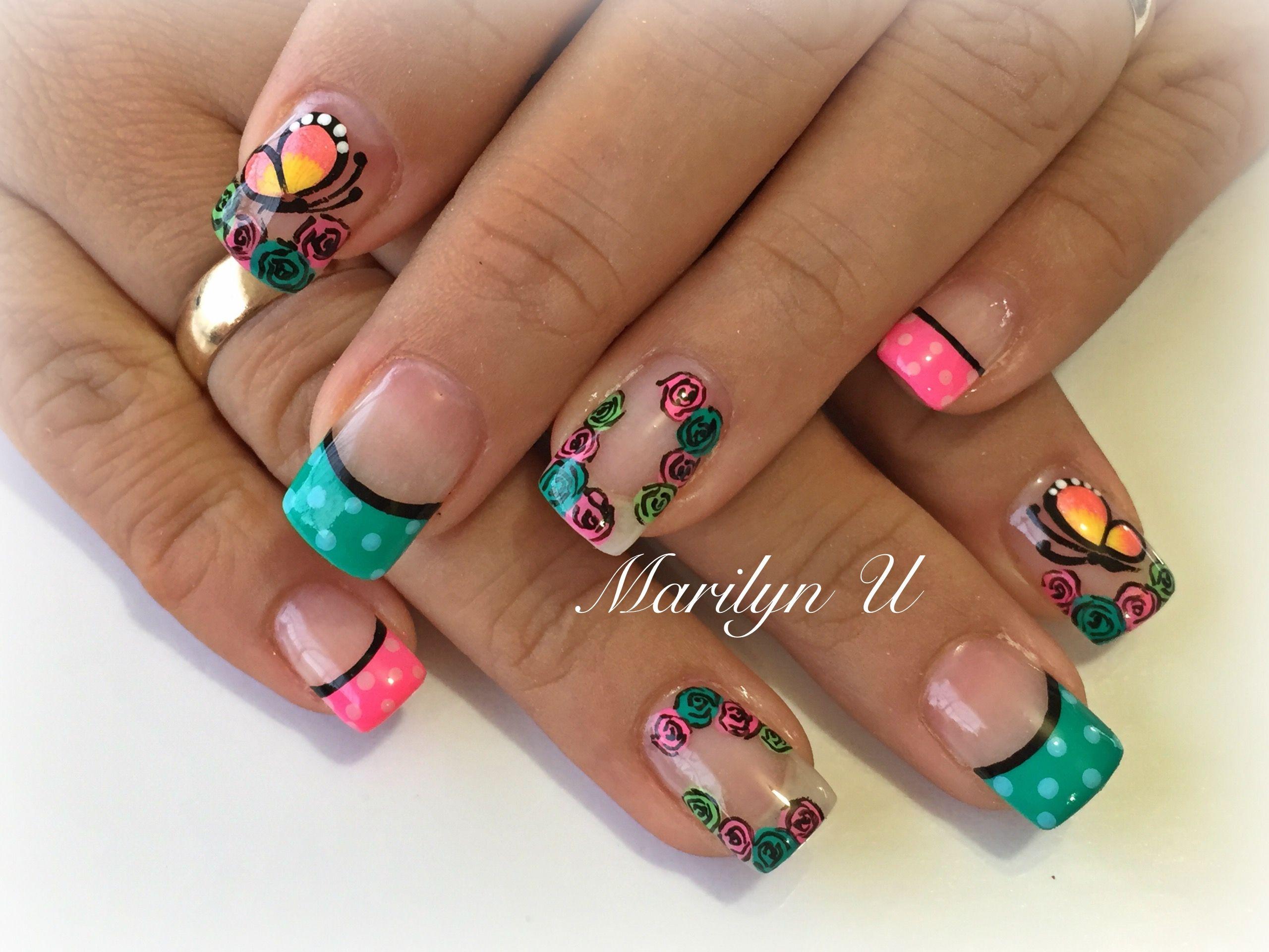 Pin by Marilyn Ugalde on Especialidad en uñas Marilyn | Pinterest