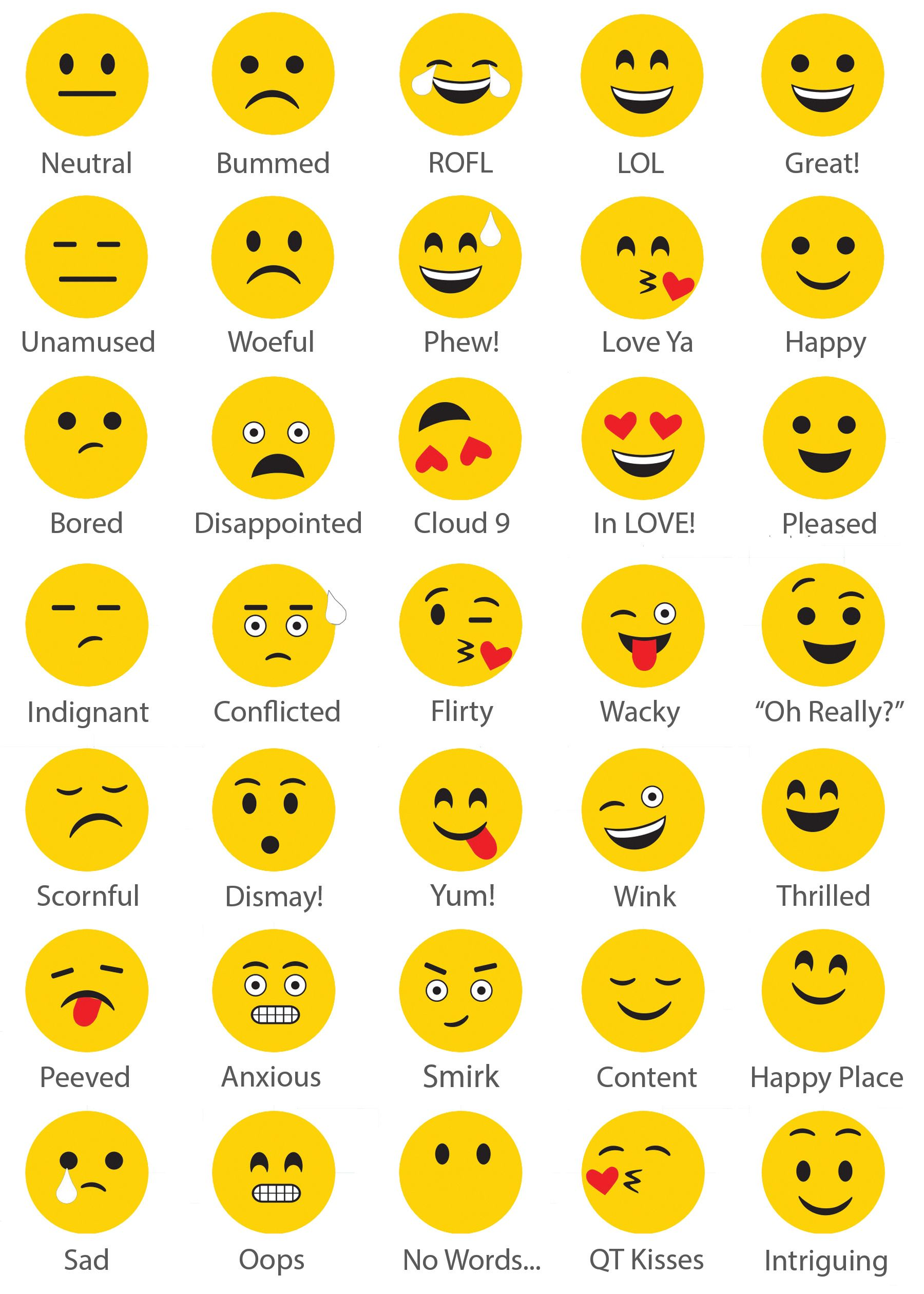 Make your own dry-erase emoji decal! | Studying & Ed | Pinterest ...