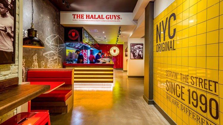 Pin By Nathaly Acevedo On Halal Guys Halal Halal Recipes Hot Dog Stand
