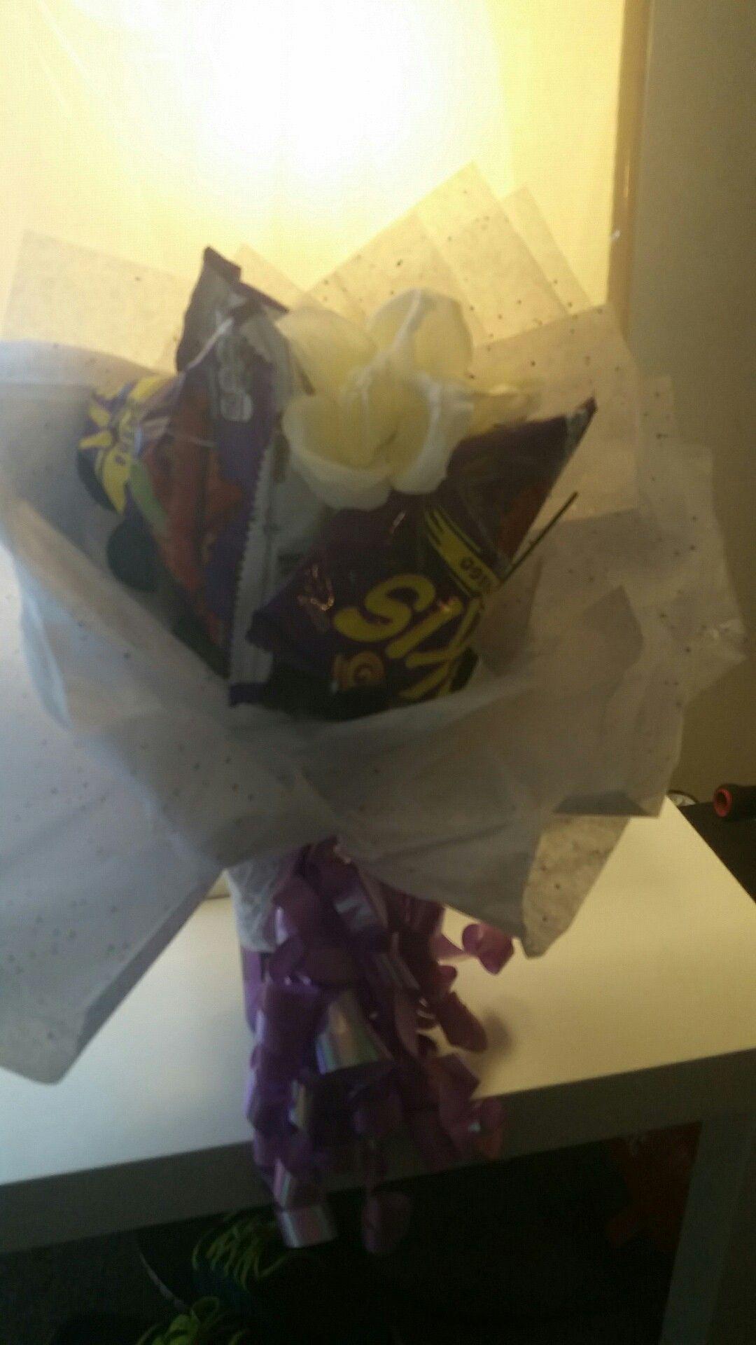 Diy Takis bouquet