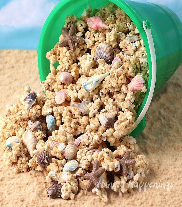 Beach Popcorn
