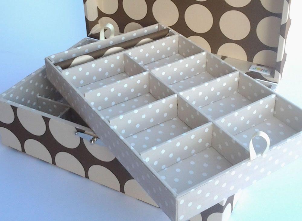 Caixa de Bijoux http://www.elo7.com.br/atelieraraujo