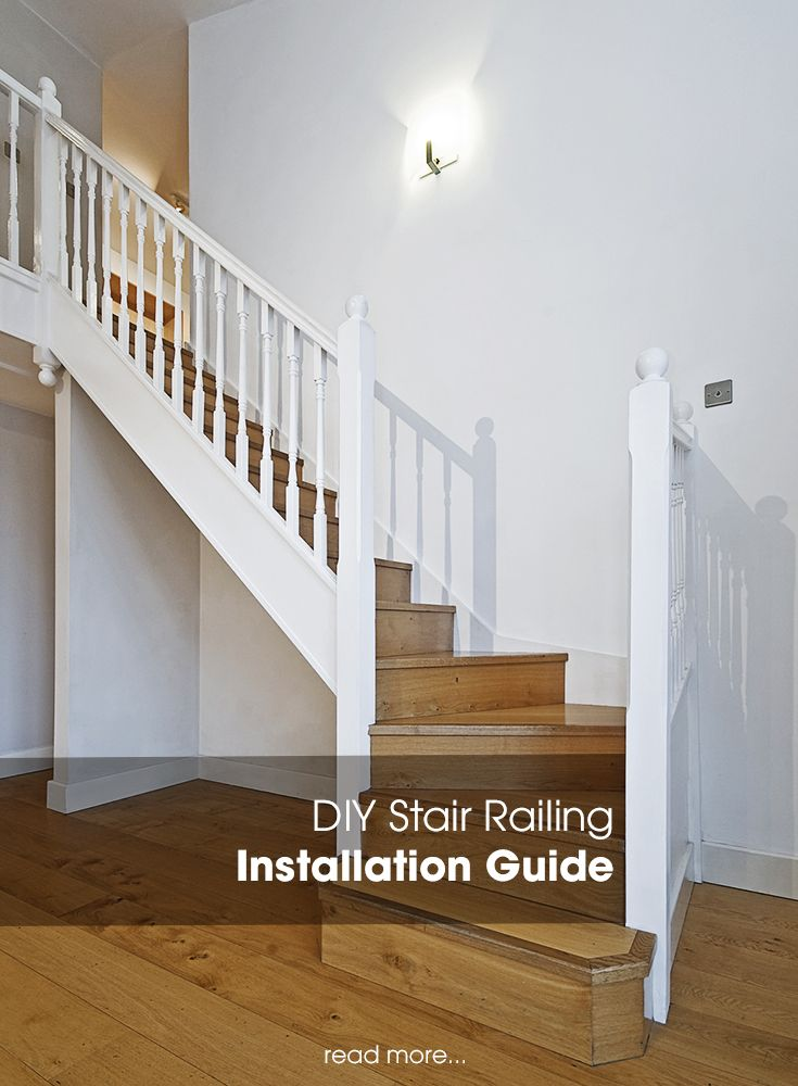 Best Stair Railings Diy Installation Guide Diy Stair 400 x 300