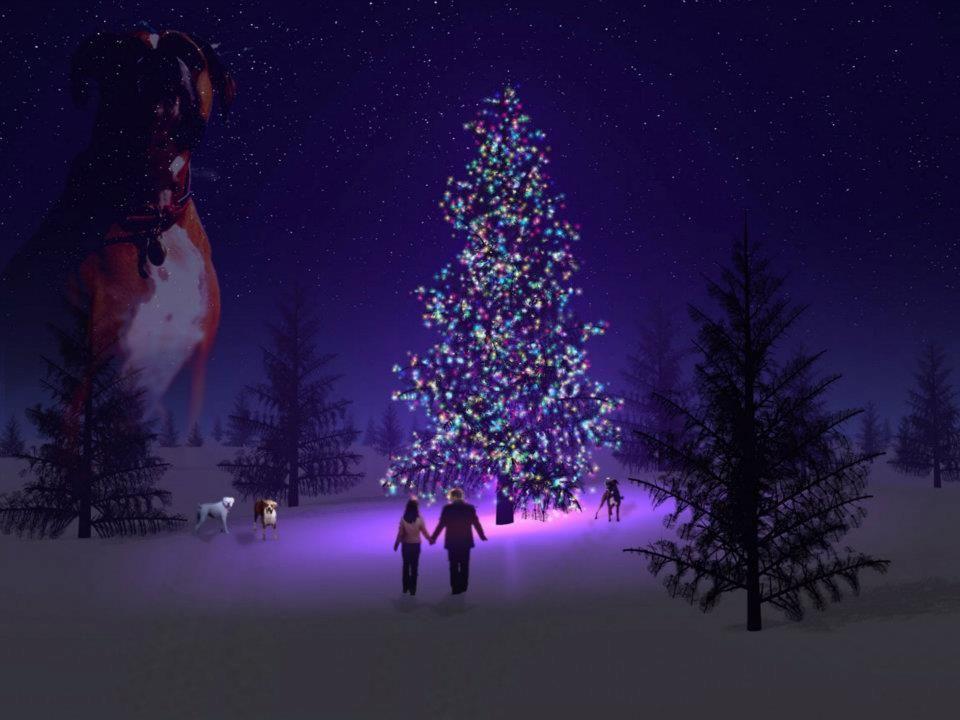 Christmas Magic All Things PURPLE Pinterest