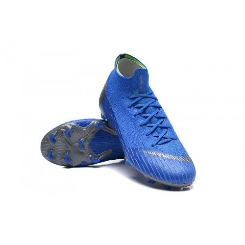 new concept bd122 94d0c Best Nike Mercurial Superfly VI 360 Elite FG Mens Football Boots -  Blue Dark Grey