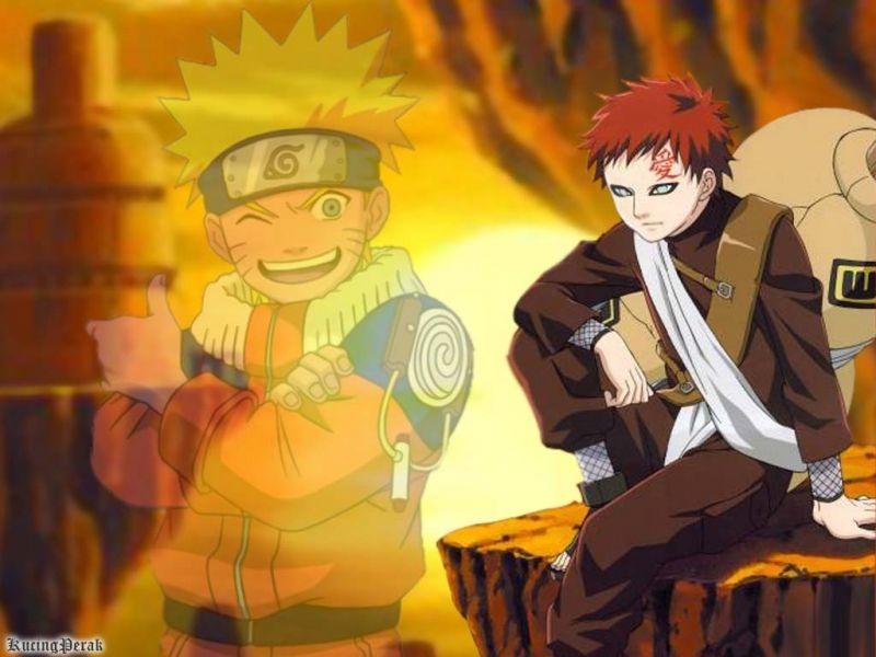 Gaara-Naruto