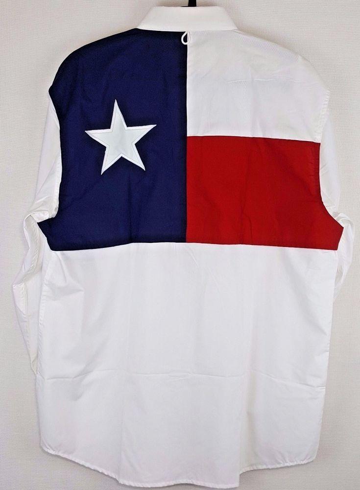 dc4f392248f96 Tiger Hill Ladies Texas Flag Fishing Shirt Casual Button-Down Shirts Short  Sleeves