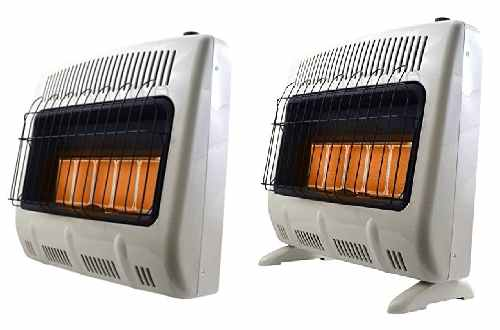 Top 10 Best Natural Gas Wall Heaters Reviews in 2020 in