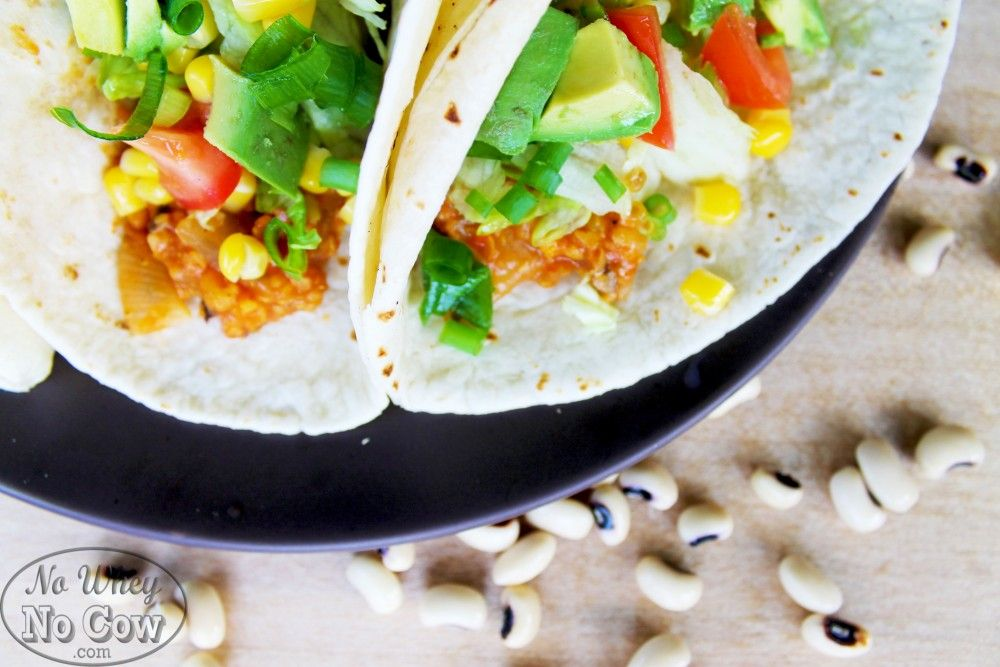 Who doesn't love taco night? What about with a vegan, soy-free, gluten-free taco filling? Sign me up! Sure, there are plenty of recipes for fancy tacos with all sorts of different concoctions and toppings that are probably amazing. However, when I think of taco night- real taco night like when I was a kid- I think of …
