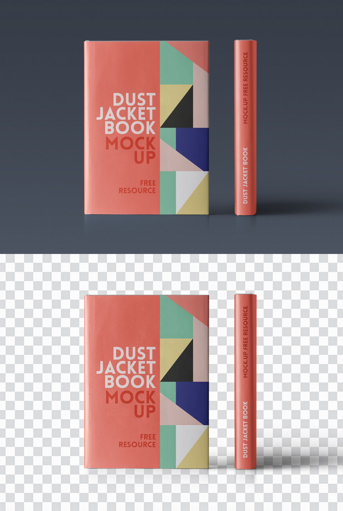 Dust Jacket Book Cover Free Mockup Book Cover Mockup Mockup Free Psd Free Mockup