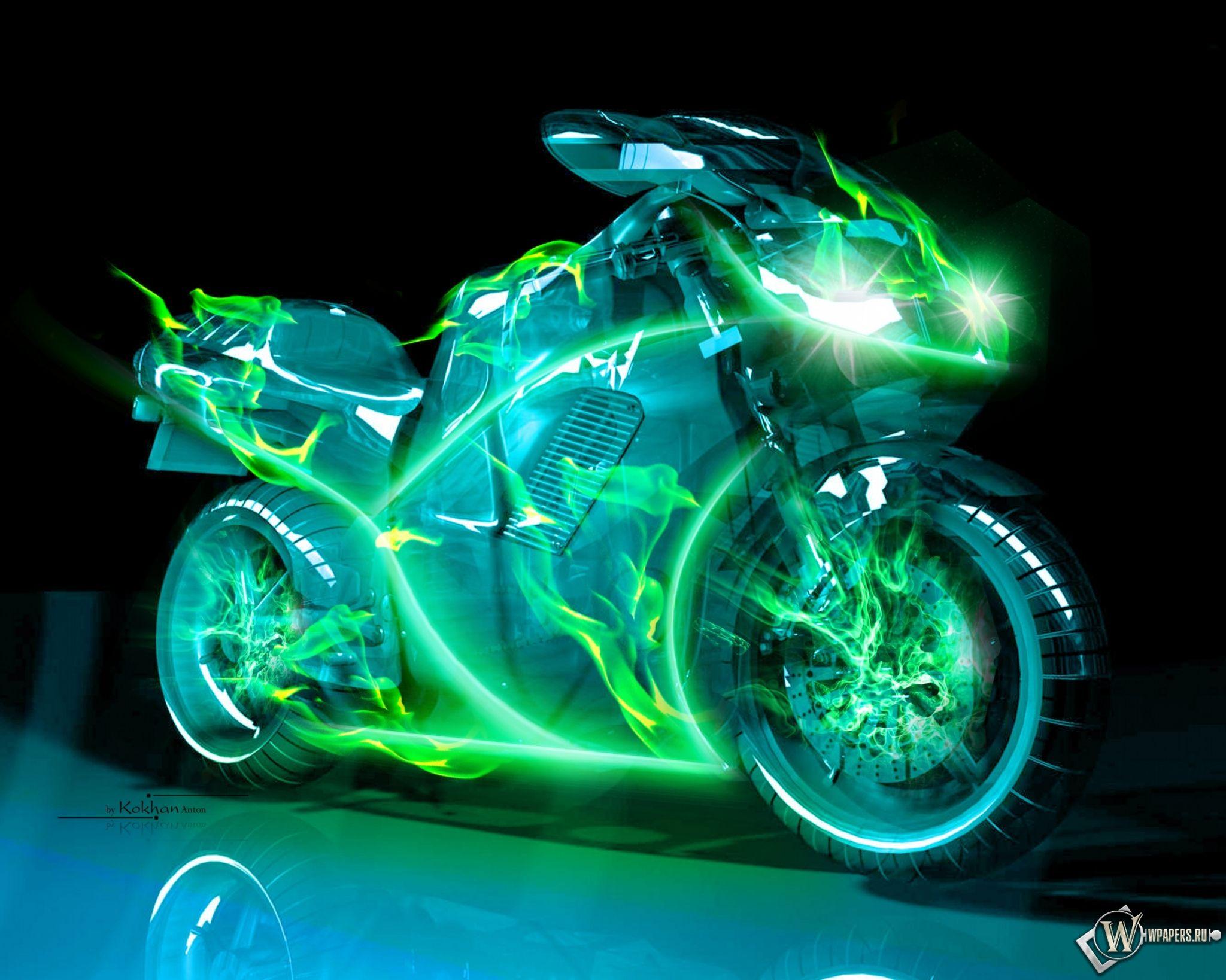 Обои Спортбайк, Мотоцикл, детали. Мотоциклы foto 11