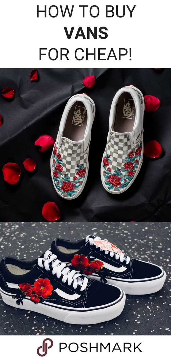 50d23e7309 Get Vans for up to 70% off on Poshmark! Download the free app to shop.