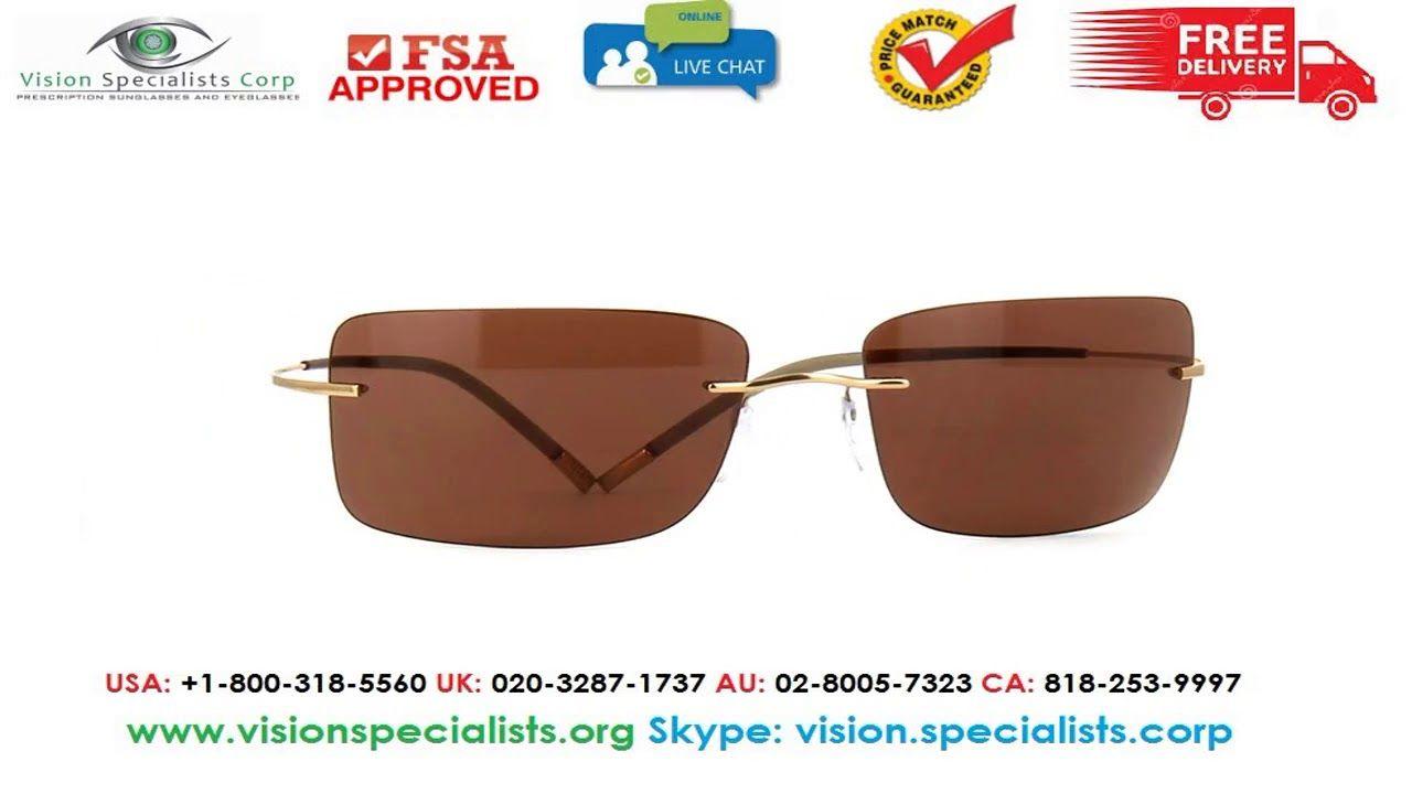 ce82a9dc77 Silhouette TMA Icon 8661 20 6204 Sunglasses
