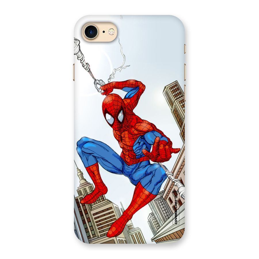 cover iphone 6 spiderman