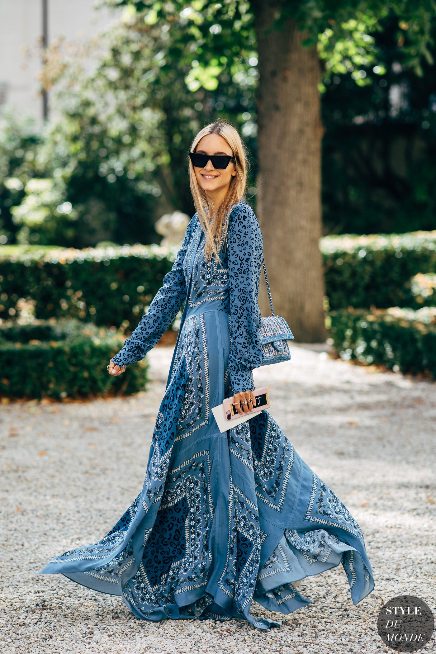 Paris SS 2019 Street Style: Charlotte Groeneveld - STYLE DU MONDE   Street Style Street Fashion Photos Charlotte Groeneveld