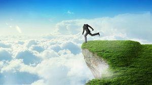 Walk the Sky by WenManuree