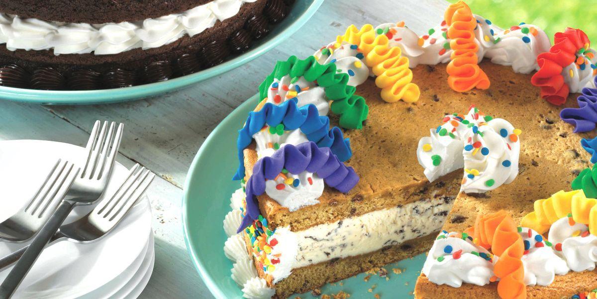 Baskinrobbins new cookie cakes are basically giant ice