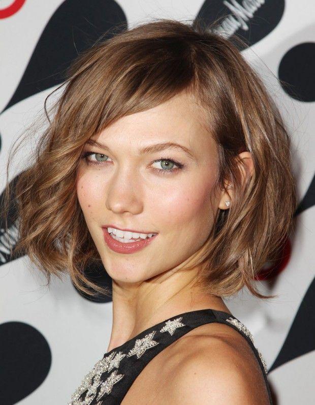 le carr de karlie kloss lu it coiffure 2013 coiffures nuevos cortes de pelo cortes de. Black Bedroom Furniture Sets. Home Design Ideas