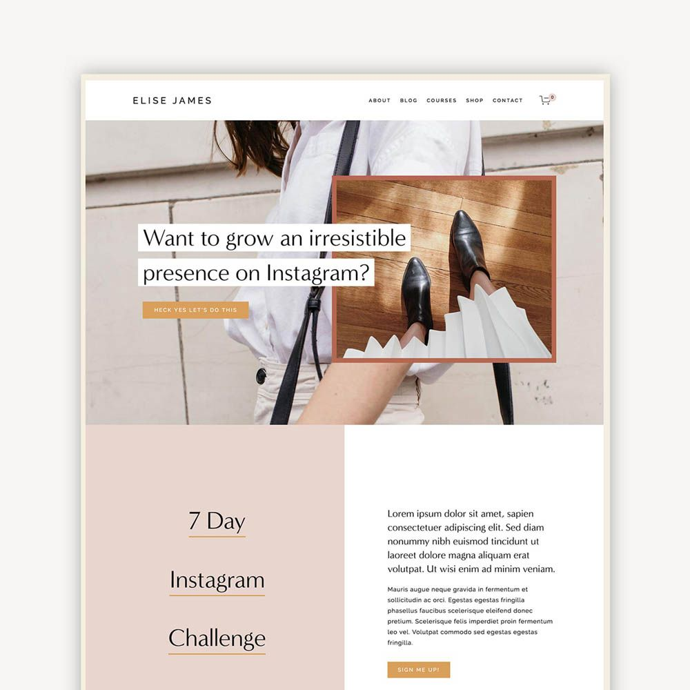 Squarespace Template Customize Squarespace Squarespace Website