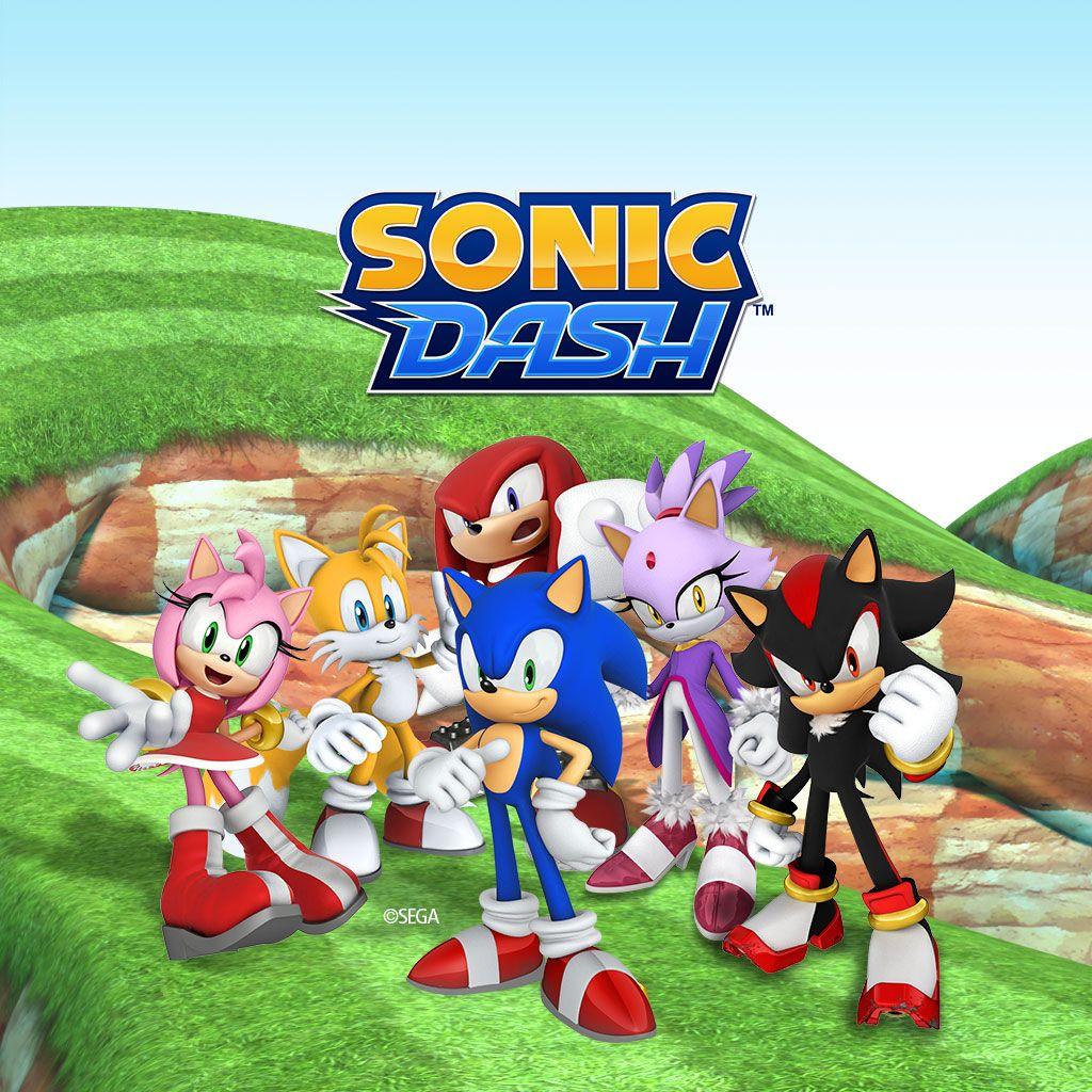 Sonic Dash. Sonic dash, Sonic, Character wallpaper